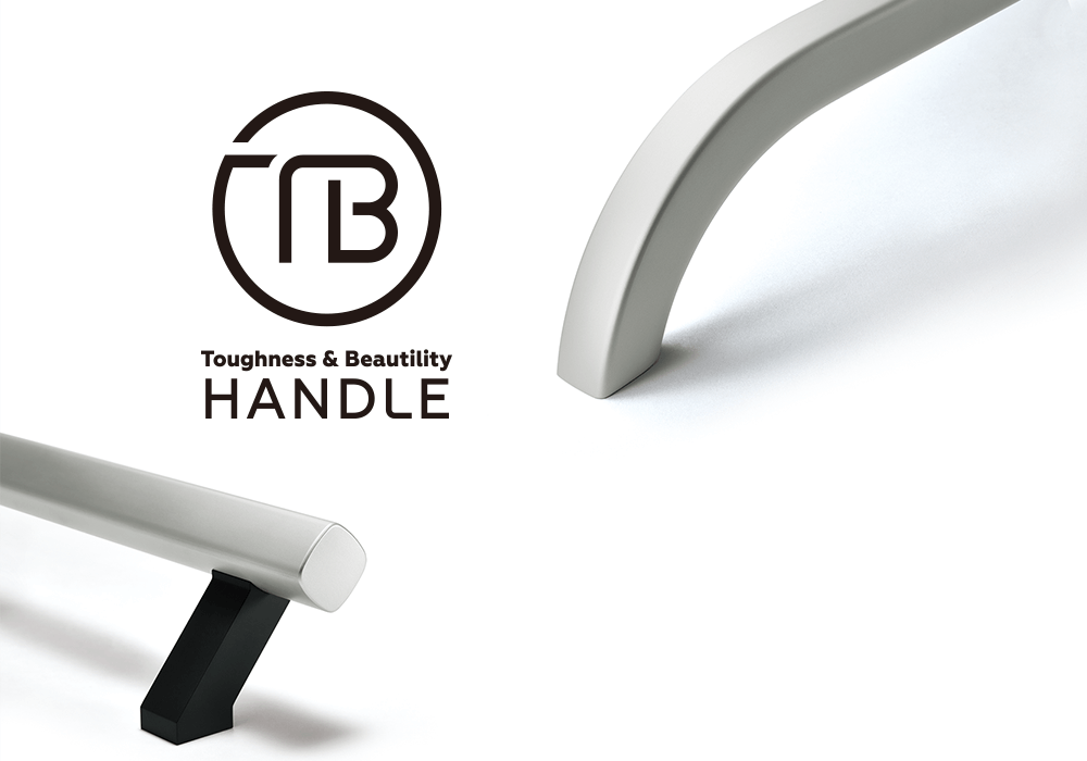 TB Toughness & Beautility HANDLE